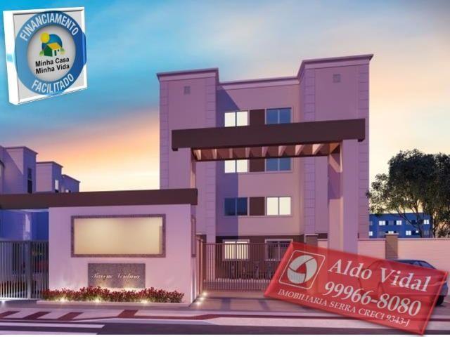 ARV53- Apartamentos 2 quartos Próximo as Praias da Serra - ES