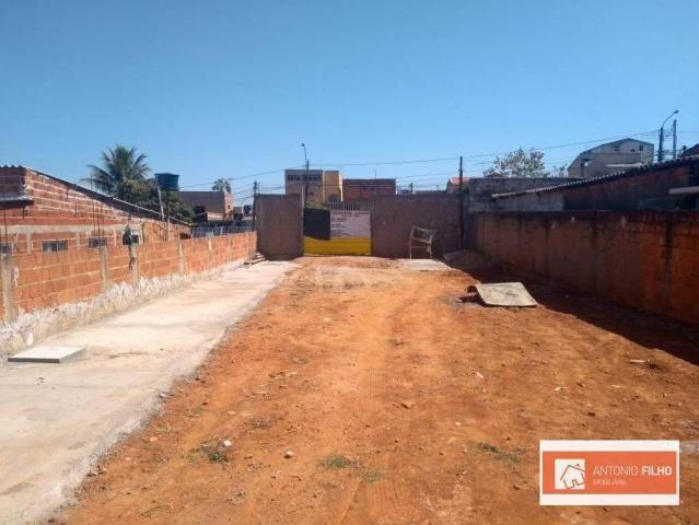 QSC 21 Taguatinga sul Casa nova 2 Qtos 10 Vagas ótimo espaço lote 360 metros - Foto 2
