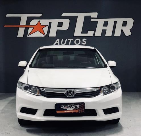 Honda Civic Lxs 1.8 - ano - 2015 Extra ! Troco e Financio ! - Foto 2