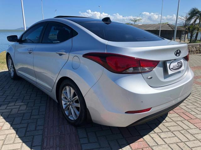 Hyundai Elantra GLS 2.0 16v Automático - Foto 4