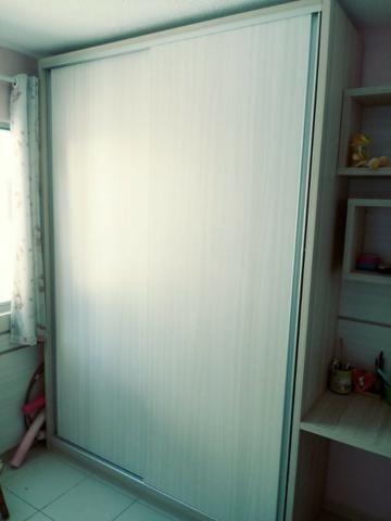 Apartamento Semi Mobiliado no Condomínio Villa Jardim Orquídea 3 Qts - Foto 18