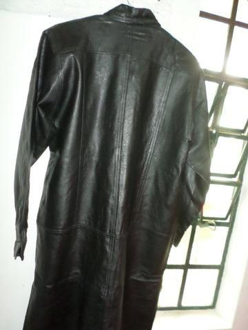 [ novo ] Casaco de couro puro,comum para mulheres ou homens,em santa Isabel !! - Foto 5