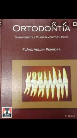 Livro Ortodontia- Vellini (NOVO) - Foto 2