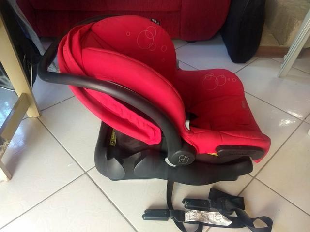 Cadeirinha Bebê conforto Maxi Cosi Mico importada EUA - Foto 4