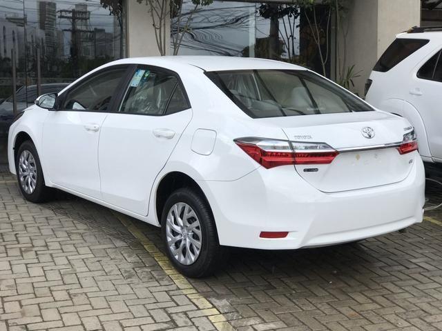 Toyota corolla gli 1.8 (aut.) 2018 0km - Foto 6