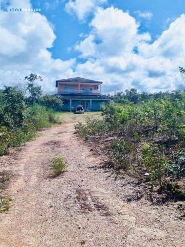 Chácara No Paraíso do Manso com 5 dormitórios à venda, 27176 m² por R$ 500.000 - Zona Rura - Foto 7