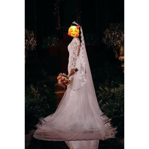 Vestido de Casamento n° 36 - Foto 3