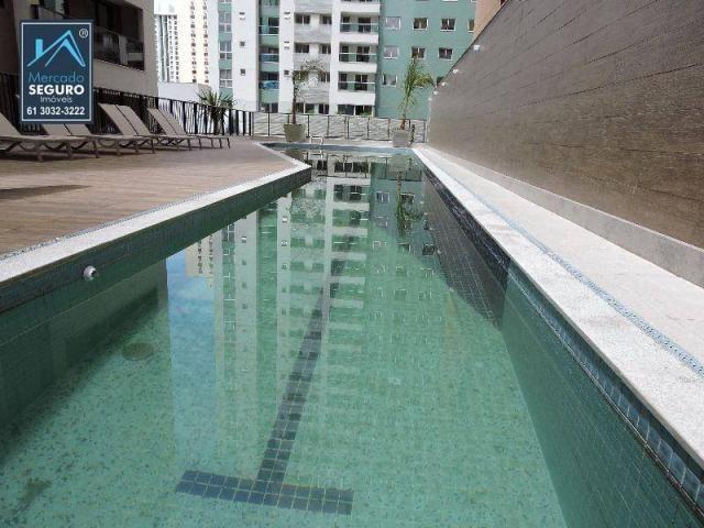 Apartamento à venda, 37 m² por R$ 230.000,00 - Sul - Águas Claras/DF - Foto 7