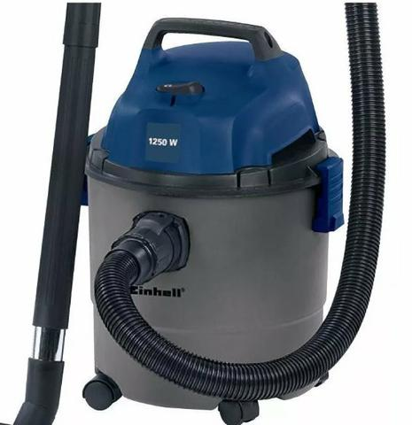 Aspirador de pó e agua usado pouco