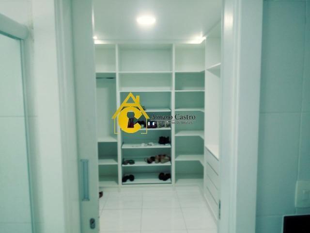 COD 231-Lê Jardin-Espetacular duplex fino acabamento 3 suítes ( 1 c/ closet) - Luz - NI - Foto 9