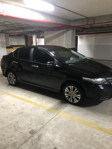 Honda City EX 1.5 aut. 2013 , Preto - Foto 18