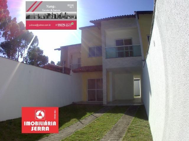 Yun - 30 - Casa 03 quartos c/suíte duplex com quintal em morada de laranjeiras - Foto 17