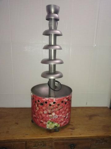 Cascata de chocolate 9kg Universal