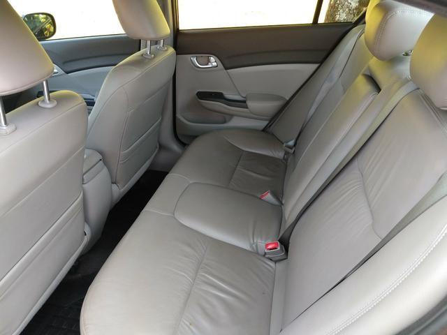 Honda Civic LXR 2.0 Automático - 2014 - Foto 11