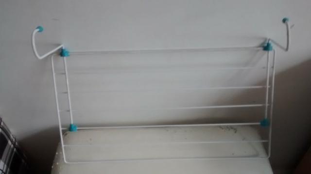 Varal de pendurar na porta e de meias - Foto 2