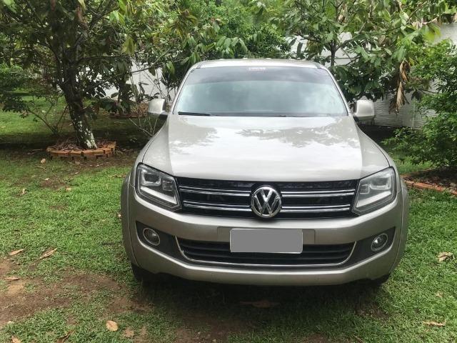 Volkswagen Amarok CD 180V 4x4 High a venda TOP de Linha - Foto 10