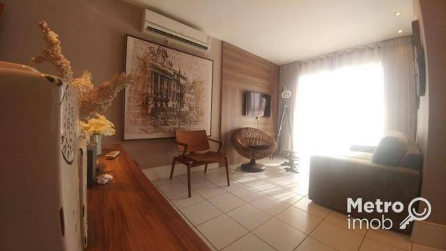 Apartamento com 3 quartos à venda, 78 m² por R$ 332.952 - Pão de Açúcar - São Luís/MA - Foto 3
