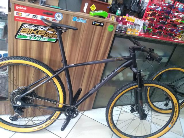 Bicicleta Sense impact Race 2020 ( zero)