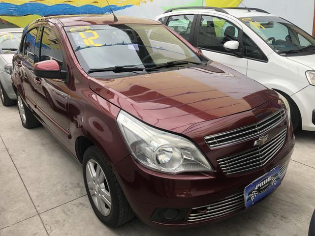 Chevrolet Agile Ltz 1.4 Completo 2012