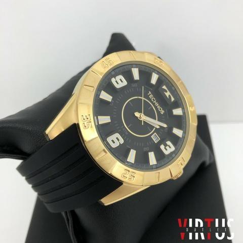 Relógio Technos Dourado A Partir De 299,00, Com Garantia de 12 Meses, Prova D'água, Origin - Foto 3