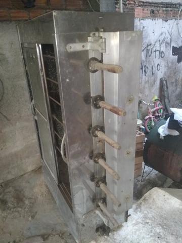 Máquina de assar frango 30 uni - Foto 4