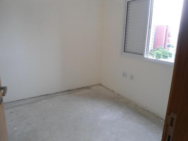 Apartamento com 3 dormitórios à venda, 90 m² por r$ 530.000 - jardim bela vista - santo an - Foto 14