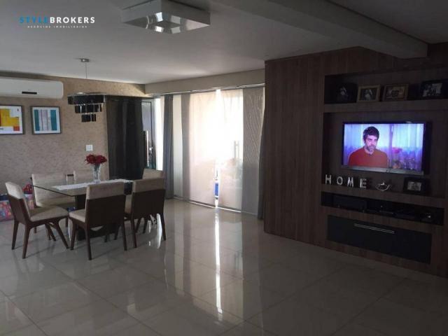 Cobertura no Edifício Sky Loft com 3 dormitórios à venda, 224 m² por R$ 1.300.000 - Bairro - Foto 2