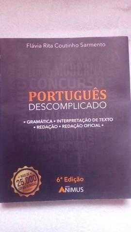 Livro Português Descomplicado