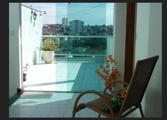 Sobrado à venda, 231 m² por r$ 900.000,00 - jardim - santo andré/sp - Foto 15
