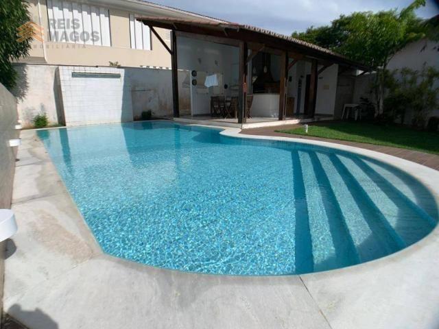 Casa com 3 dormitórios para alugar, 450 m² por R$ 8.000/mês - Candelária - Natal/RN - Foto 2
