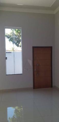 Casa com 2 dormitórios à venda, 63 m² por R$ 215.000 - Residencial São Paulo - Presidente  - Foto 2