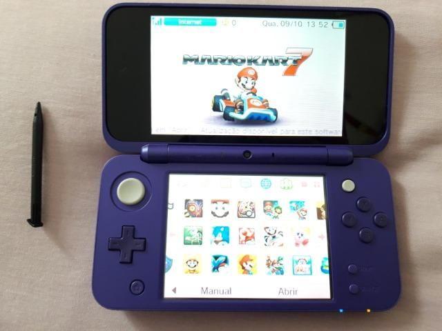 Nintendo 2ds xl seminovo