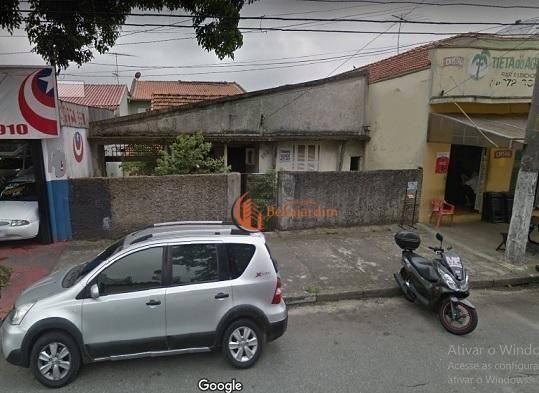 Terreno à venda, 204 m² por r$ 490.000,00 - vila helena - santo andré/sp - Foto 2