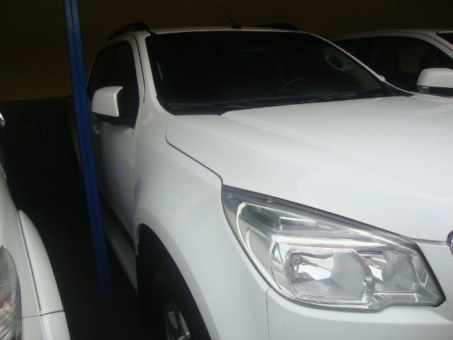 Gm - Chevrolet S10 LT 4x4 Aut 2014/14 Branca - Foto 2