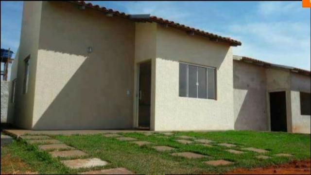 Casa 2 Quartos - condomínio Aroeira - Setor Estrela Dalva - Goiânia