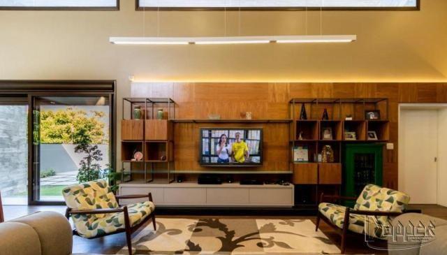 Casa à venda com 3 dormitórios em Jardim mauá, Novo hamburgo cod:16664 - Foto 2