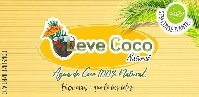 Empreender vendendo água de Coco - Foto 2