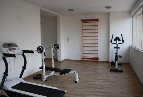 Apartamento com 2 dormitórios à venda, 54 m² por r$ 280.000,00 - vila valparaíso - santo a - Foto 14