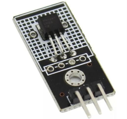 COD-AM258 Módulo Linear LM35Lm35d Sensor De Temperatura Digital Corrente contínua 4V-30V - Foto 4