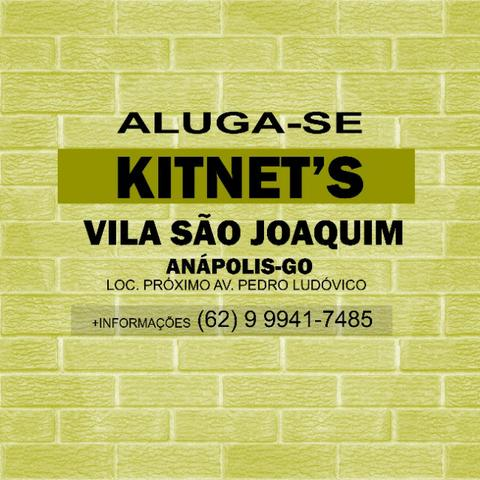 Alugo kitnet's Próximo av. Pedro Ludovico