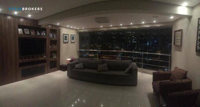 Cobertura no Edifício Sky Loft com 3 dormitórios à venda, 224 m² por R$ 1.300.000 - Bairro