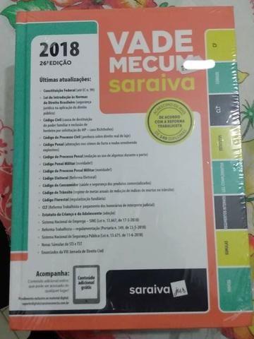 Vade Mecum Saraiva 2018