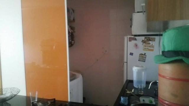Ágio, Lindo apartamento em samambaia de 1 quarto com área de lazer ! - Foto 5