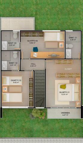 Lançamento Casa de 3 suites em Ipitanga R$ 379.000,00 - Foto 6