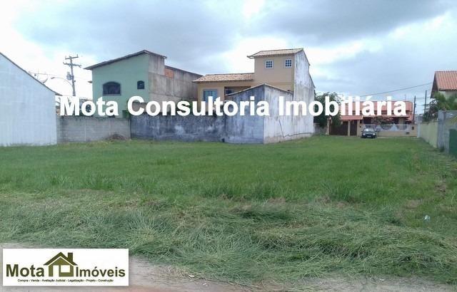 Mota Imóveis - Oportunidade em Araruama 2 Terrenos 630 m² Condomínio Segurança -TE-129-30