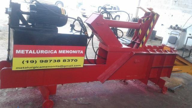 Prensa(Prensas) Enfardadeira Tipo Jacaré $29.999 MetalurgicaMenonita - Foto 6