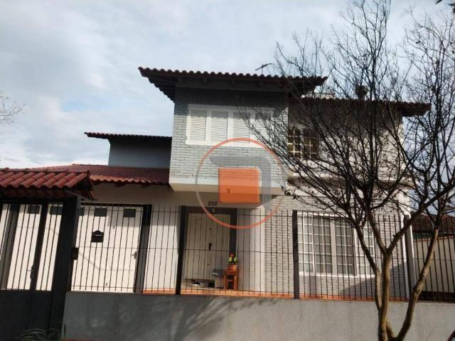 Casa com 3 dormitórios à venda, 276 m² por - bela vista - gravataí/rs - Foto 2