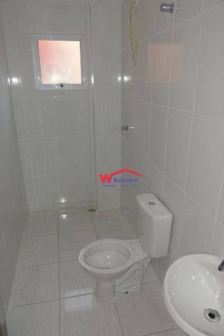 Apartamento com 2 dormitórios à venda, 53 m² rua são pedro nº 295 - vila alto da cruz iii  - Foto 12