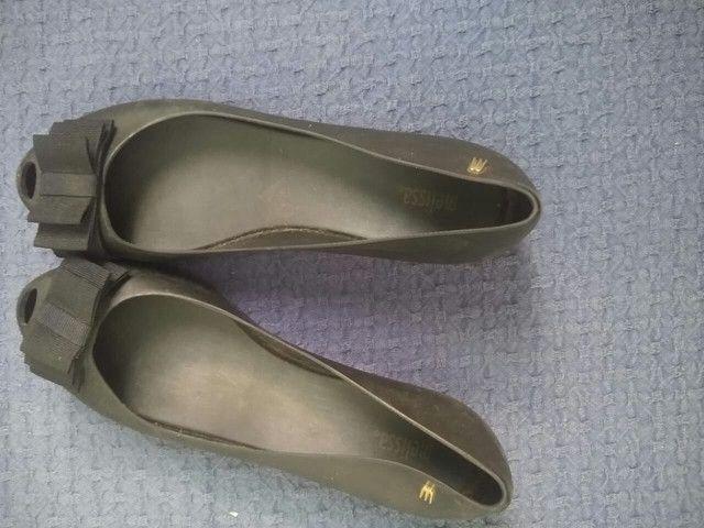 Sapato feminino Melissa - Foto 5