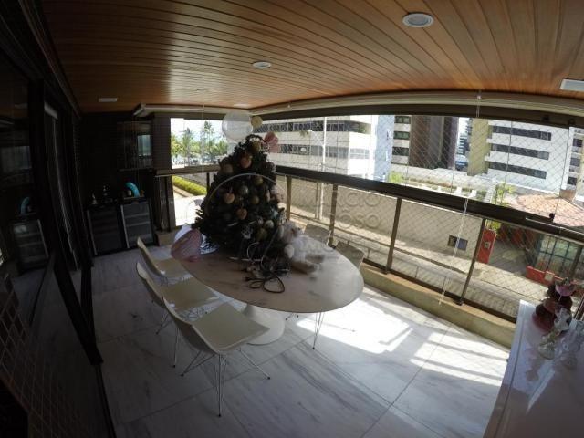 Apartamento à venda com 4 dormitórios em Jatiuca, Maceio cod:V6240 - Foto 20
